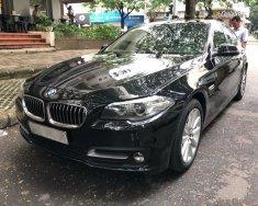 Cần bán xe BMW 5 Series 520i sản xuất 2015, màu đen, nhập khẩu giá 1 tỷ 535 tr tại Hà Nội