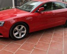 Chính chủ bán ô tô Audi A5 2.0 AT đời 2012, màu đỏ giá 1 tỷ 250 tr tại Quảng Ninh