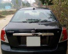 Bán Daewoo Lacetti EX 1.6 MT đời 2008, màu đen   giá 170 triệu tại Vĩnh Phúc