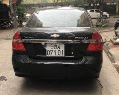 Bán Chevrolet Aveo LTZ đời 2014, màu đen giá cạnh tranh giá 350 triệu tại Hà Nội