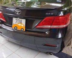 Bán Toyota Camry 2.4G đời 2009, màu đen, giá chỉ 650 triệu giá 650 triệu tại Tây Ninh