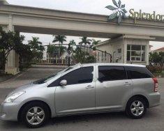 Bán Toyota Wish 2.0AT đời 2009, màu bạc, xe nhập giá 440 triệu tại Hà Nội