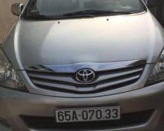 Bán xe cũ Toyota Innova đời 2010, màu bạc giá 419 triệu tại Cần Thơ
