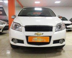 Cần bán gấp Chevrolet Aveo LTZ đời 2014, màu trắng số tự động, 355tr giá 355 triệu tại Hà Nội