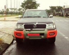 Bán Toyota Land Cruiser đời 2001, màu bạc ít sử dụng giá 315 triệu tại Đà Nẵng