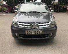 Cần bán xe Nissan Grand livina 1.8 MT đời 2011, màu xám số sàn, giá tốt giá 369 triệu tại Hà Nội