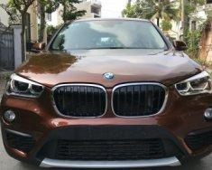 Cần bán lại xe BMW X1 AT 2016, màu nâu, nhập khẩu nguyên chiếc như mới giá 1 tỷ 280 tr tại Hà Nội