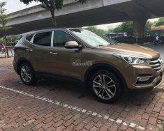 Hyundai Santa Fe 2018 đủ màu, xe giao ngay, giá cực tốt, hỗ trợ đầy đủ giá 970 triệu tại Hà Nội