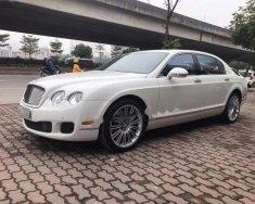 Bán Bentley Continental Flying Spur đời 2010, màu trắng, nhập khẩu nguyên chiếc giá 4 tỷ 850 tr tại Hà Nội