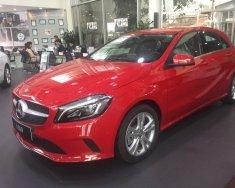 Bán Mercedes A200 năm 2018, màu đỏ, xe nhập giá 1 tỷ 339 tr tại Hà Nội