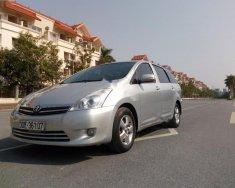 Cần bán lại xe Toyota Wish 2.0AT 2009, màu bạc, xe nhập giá 420 triệu tại Hà Nội