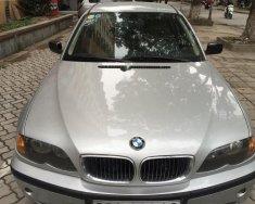 Bán BMW 3 Series 318i đời 2004, màu bạc, nhập khẩu   giá 245 triệu tại Hà Nội