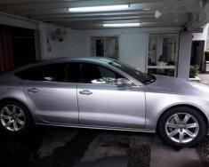 Bán Audi A7 đời 2011, màu bạc, xe nhập giá 2 tỷ 200 tr tại Tp.HCM