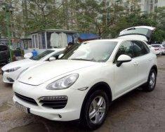 Cần bán lại xe Porsche Cayenne S đời 2010, màu trắng, nhập khẩu chính chủ giá 1 tỷ 975 tr tại Hà Nội