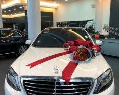 Bán Mercedes S400 đời 2017, màu trắng, nhập khẩu chính hãng giá 3 tỷ 595 tr tại Tp.HCM