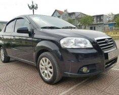 Cần bán lại xe Daewoo Gentra MT 2008, màu đen giá 175 triệu tại Vĩnh Phúc