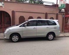 Bán xe Toyota Innova G năm 2012, màu bạc xe gia đình, giá tốt giá Giá thỏa thuận tại Đà Nẵng