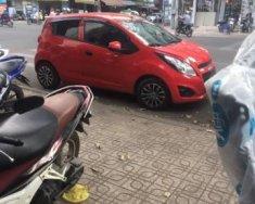 Bán ô tô Chevrolet Spark MT đời 2016, màu đỏ số sàn, giá chỉ 260 triệu giá 260 triệu tại Gia Lai
