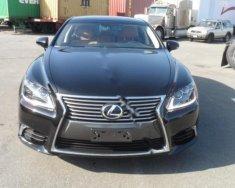 Bán Lexus LS 460L AWD năm 2013, màu đen, nhập khẩu giá 5 tỷ 200 tr tại Hà Nội