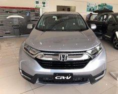 Cần bán xe Honda CR V đời 2018, màu bạc, nhập khẩu nguyên chiếc giá 1 tỷ 256 tr tại Tp.HCM