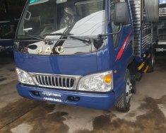 Đại lý chuyên phân phối xe tải Jac 2t4 chính hãng, trả góp 95% giá 290 triệu tại Tp.HCM