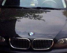 Cần bán xe BMW 3 Series 318i đời 2002, màu đen, giá chỉ 228 triệu giá 228 triệu tại Tp.HCM