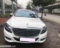 Cần bán Mercedes S400 đời 2016, màu trắng, nhập khẩu giá 3 tỷ 350 tr tại Hà Nội