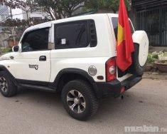 Bán Ssangyong Korando đời 2005, màu trắng, nhập khẩu chính hãng, còn mới, giá tốt giá 192 triệu tại Nghệ An