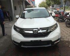 Cần bán Honda CR V đời 2018, màu trắng, xe nhập giá 1 tỷ 256 tr tại Hà Nội