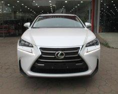 Bán ô tô Lexus NX 200T năm 2016, màu trắng, nhập khẩu chính hãng giá 2 tỷ 400 tr tại Hà Nội