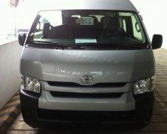 Cần bán Toyota Hiace Commuter đời 2017, màu bạc, nhập khẩu Nhật Bản giá 1 tỷ 240 tr tại Hà Nội