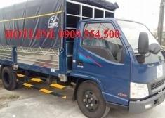 Bán gấp xe tải Hyundai Đô Thành 2t4, vay 95% giá 390 triệu tại Đồng Nai