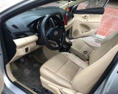 Bán lại xe Toyota Vios 1.5E đời 2014, màu bạc giá 435 triệu tại Thái Bình
