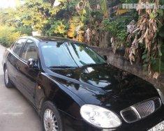 Cần bán gấp Daewoo Leganza 1997, màu đen, nhập khẩu chính hãng giá 85 triệu tại Hải Phòng