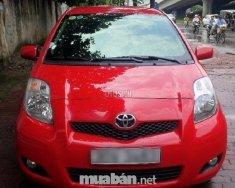 Bán xe Toyota Yaris đời 2009, màu đỏ, xe nhập giá 450 triệu tại Gia Lai