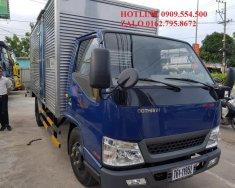 Công ty bán xe tải Đô Thành 2t4 động cơ Isuzu, vay cao toàn quốc giá 385 triệu tại Đồng Nai