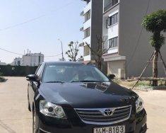 Cần bán lại xe Toyota Camry 2.4G sản xuất 2008, màu đen giá 525 triệu tại Hà Nam