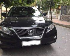 Cần bán Lexus RX 350 năm 2010, màu đen, nhập khẩu nguyên chiếc giá 1 tỷ 850 tr tại Tp.HCM