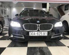 Cần bán BMW 5 Series 520i 2015, màu đen chính chủ giá 1 tỷ 599 tr tại Hà Nội
