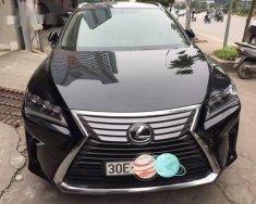 Cần bán gấp Lexus RX 350 đời 2016, màu đen giá Giá thỏa thuận tại Hà Nội