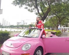 Bán xe Volkswagen New Beetle đời 2008, màu hồng, nhập khẩu nguyên chiếc, giá cạnh tranh giá 670 triệu tại Lâm Đồng