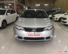 Cần bán gấp Kia Cerato năm 2011, màu trắng, số tự động giá 455 triệu tại Phú Thọ
