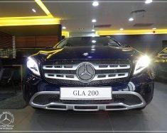 Mercedes GLA200 2018- Giá đặc biệt, xe giao ngay giá 1 tỷ 619 tr tại Tp.HCM