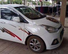 Chính chủ bán Hyundai Grand i10 1.0 MT đời 2015, màu trắng, nhập khẩu giá 339 triệu tại Lâm Đồng