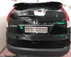 Bán Honda CR V 2.4 AT đời 2013, màu đen giá 795 triệu tại Hải Phòng
