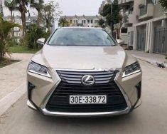 Bán Lexus RX 350 đời 2016, màu nâu, xe nhập giá 3 tỷ 850 tr tại Hà Nội