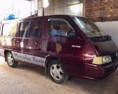 Cần bán Mercedes MB 100 2002, màu đỏ giá 210 triệu tại Đắk Lắk