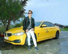 Bán xe BMW 4 Series 428i đời 2013, màu vàng, chính chủ giá 1 tỷ 550 tr tại Tp.HCM