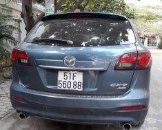 Bán Mazda CX 9 đời 2015, màu xanh lam giá 1 tỷ 450 tr tại Tp.HCM