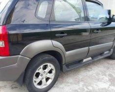 Bán ô tô Hyundai Tucson đời 2010, màu đen giá 420 triệu tại Hải Phòng